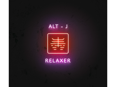 Alt-J - Relaxer (Alt Cover) top albums of 2017 sketch photoshop alt-j album cover cover album