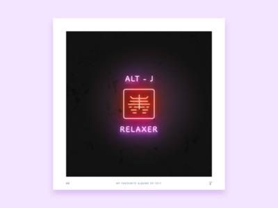 Alt-J - Relaxer (Alt Cover)