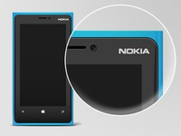 Nokia Lumia 920 Vector