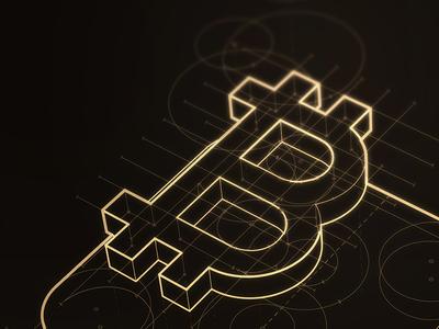 Build Bitcoin ui illustration bitcoin