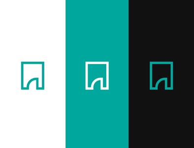Archome Brand Color minimalist logo minimal logos logomark logo design logo identitydesign graphicdesigner graphicdesign design branding brand identity