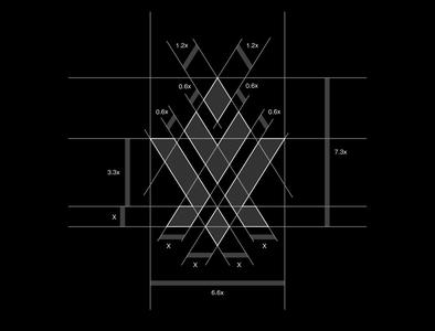 Blossom brand identity designer brand identity design grid design gridlogo grid layout gridlife graphicdesign brandmark branding logomark logo design minimal logos identitydesign brand identity graphicdesigner