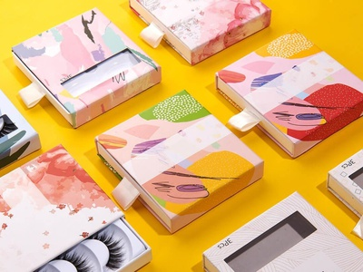 Definitive Guide to Eyelash Boxes custom design boxes cardboard packaging cardboard uiux ui branding cosmetics packaging design illustration cosmetic boxes custom type business marketing custom packaging packaging design cardboard boxes custom boxes with logo custom boxes custom eyelash boxes