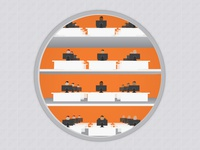 Spiceworks Series E Announcement Infographic