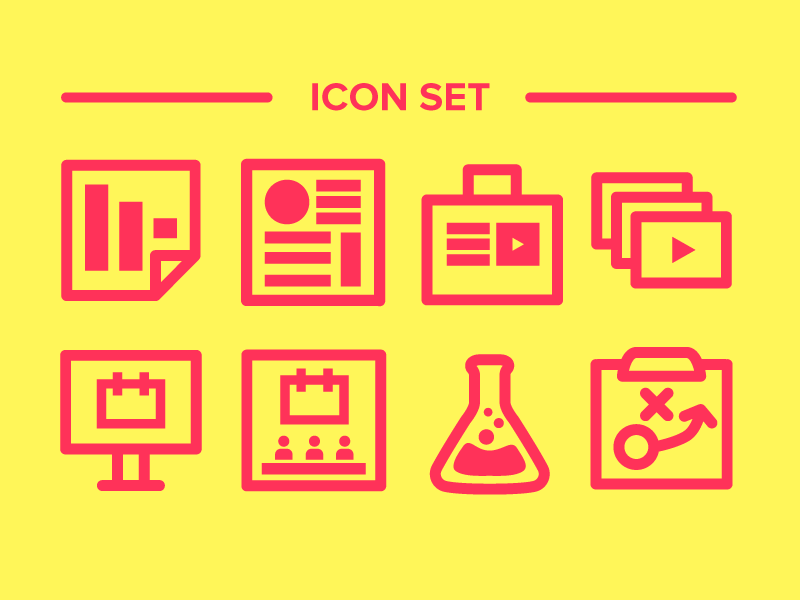 Awesome Icons icons