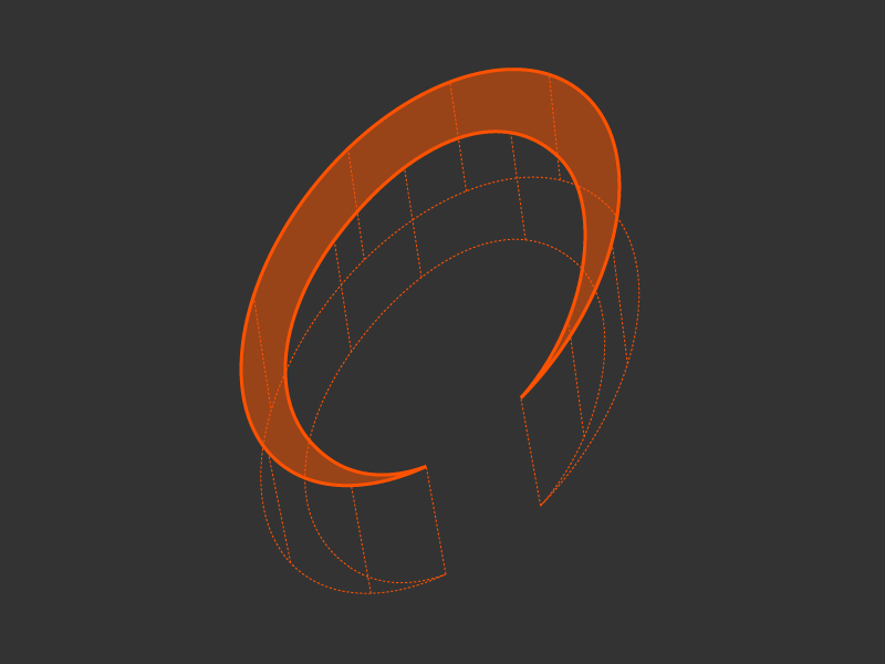 Spiceworks Swoosh Deconstructed deconstructed construction constructed vector spiceworks