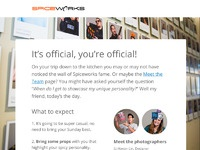 Official spiceworks photo instructions
