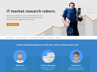 IT Market Research Reborn