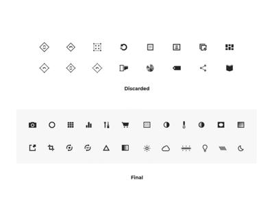 VSCO Icons