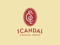 Scandal Monogram 1/6