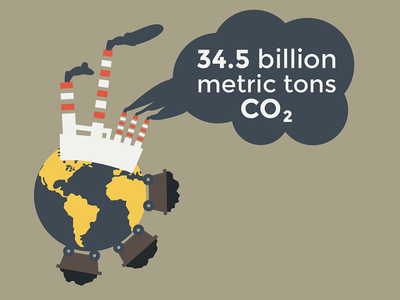 Coal Infographics infographics illustration visualization coal industry pollution eco environment