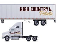 High Country Potato Trucks