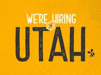 We're Hiiiring!!! Join us. Designers needed!
