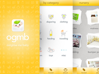 ogmb - out grow me baby, iOS app