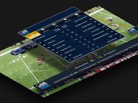 CBS Fantasy Football V1- Smart TV app