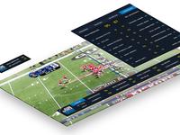CBS Fantasy Football app