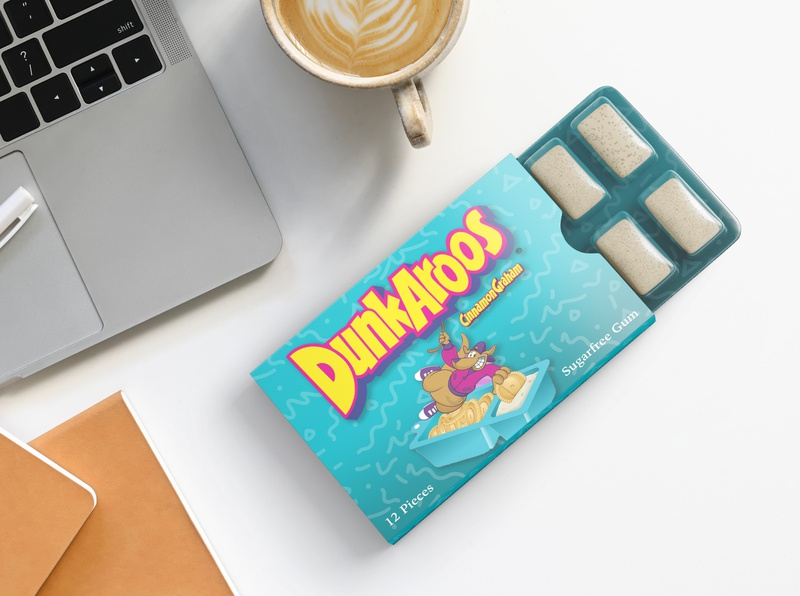 Chewables: Dunkaroos [Concept]