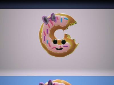 3d Donuts 🍩
