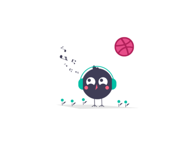 Undraw Inspired - Dribbble Version