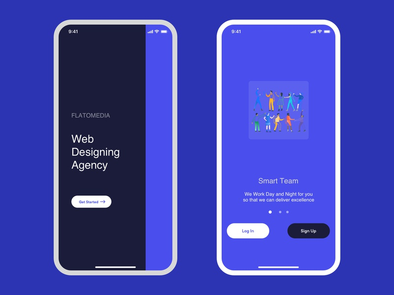 Flatomedia Web Design Agency