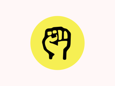 Strong Logo Concept yellow strong app design icon ux vector branding ui logo illustration flat