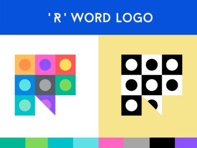 United R - Word Logo