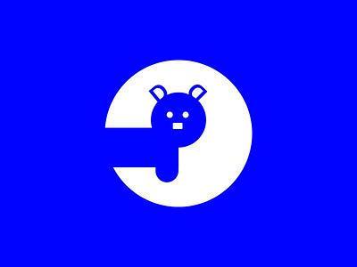 Dong (Dog + Long) flat social icon ui media branding logo illustration dribbble design