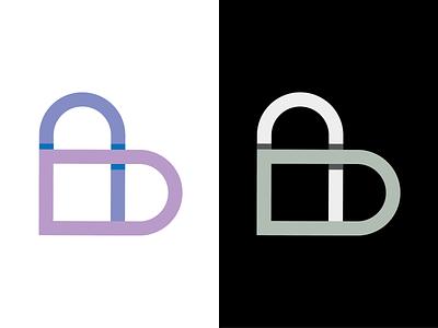 Just a heartime app startup flat icon illustration ui design branding logo heart