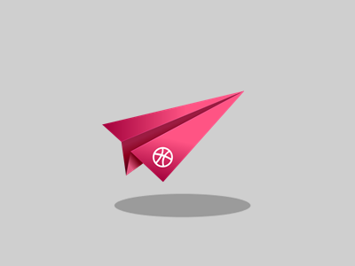 Dribbble Messege Services - Is it Coming Soon ?? dribbble messege text flat flato media