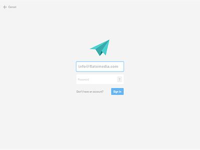 Flatomedia Inbox flato flatomedia inbox media design css html web dribbble