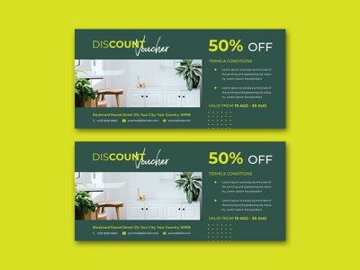 Gift Voucher voucher gift voucher template voucher template discount voucher ready promotion product price modern loyalty card gift voucher discount coupon company clean cards business