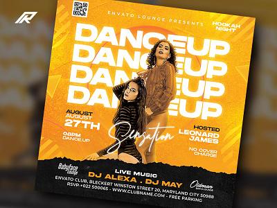 DJ Club Flyer dj flyer