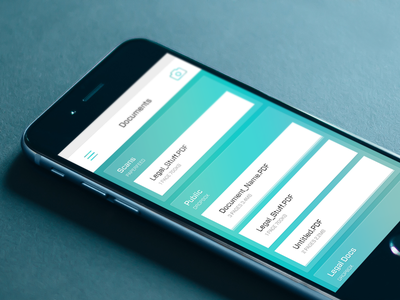 Paperfeed mobile design ux product design ios