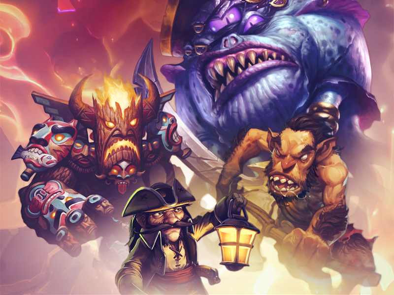 Rank One: A Hearthstone Story Movie Poster fanmade poster movie blizzard hearthstone