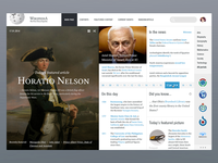 Wikipedia – Main page