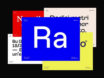 Inspography — Font selection, January 2021 minimal typography design website ui font font design typeface design typeface typedesign type