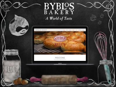 Bakery Website: Built From Scratch
