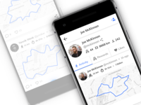 Runr — Feed & Profile