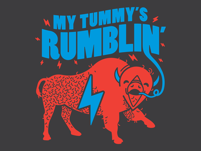 My Tummy's rumblin'