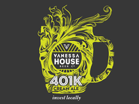 Vanessa House 401k Cream Ale 3