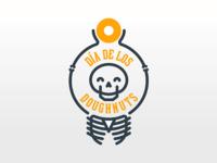 dia de los doughnuts logo
