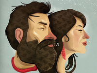 Brownbird Illustration