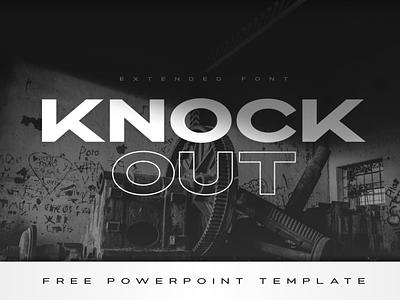 Knockout Extended Font vector design inspiration logo typography design typography logotype branding concept branding brand design