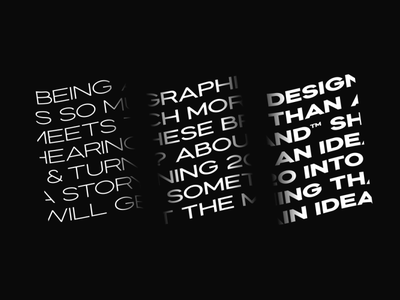 Font in Used - Knockout Extended Font brand identity streetwear active hype font branding concept typography logotype brand design