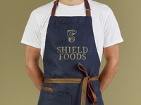Shield Foods Apron