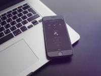UI Design for a Flight Booking App