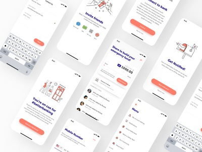 IOS Design for Betterbank
