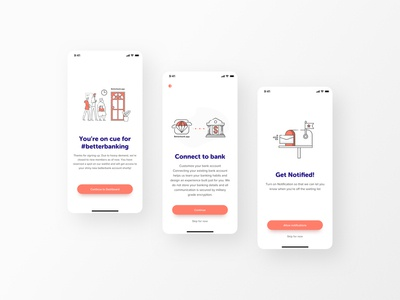 Illustrations for Betterbank
