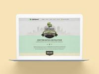 LightSpeed Boot Camp Website