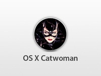OSX Catwoman